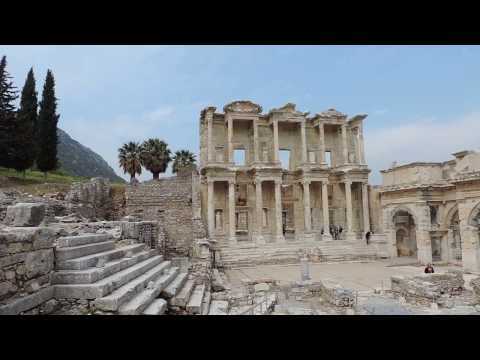 Library of Celsus, Ephesus Turkey