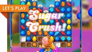 Let's Play - Candy Crush Friends Saga iOS (Level 31 - 40)