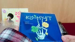 Kis-My-Ft2♡PICK IT UP♡購入品紹介