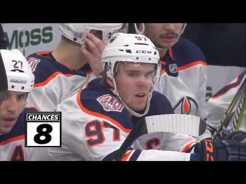 NHL Tonight:  Connor McDavid:  Looking at McDavid`s chances to score on power play  Nov 7,  2018