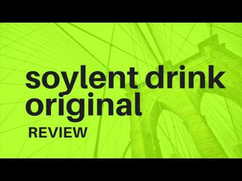 Soylent Drink Original Review Taste, Health, Convenience, Price (KC Reviews)
