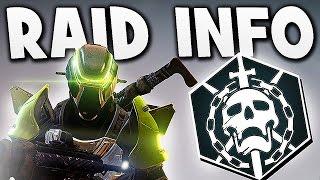 Destiny - NEW RAID INFO