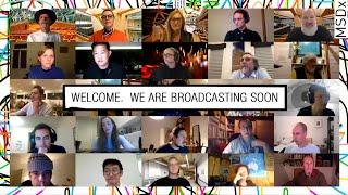 MSDx 2020 - Live Speeches