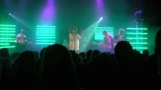 Those Dancing Days - Run Run (Live at Debaser 2011)