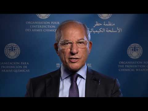 #WillForChildren: Message from OPCW Director-General Ahmet Uzumcu