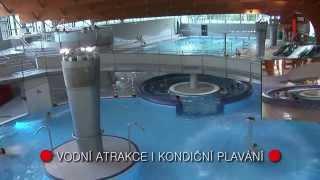 Aquapark Kohoutovice - prohlídka (STAREZ-SPORT, Brno)