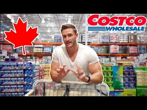 Costco Canada Keto Food Haul