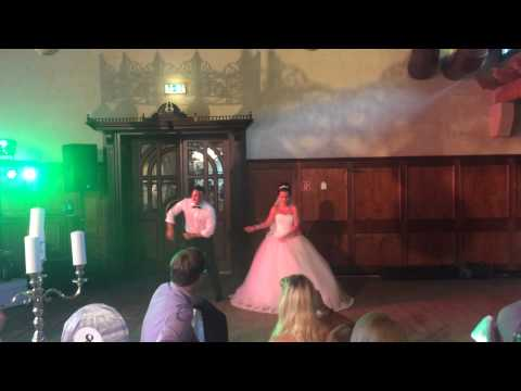 FUNNIEST WEDDING DANCE EVER - 06.06.2015 -
