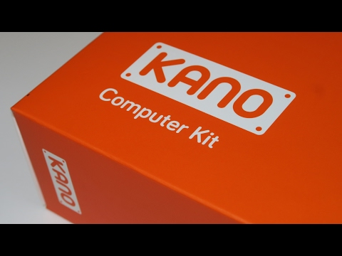 """Geek Stuff Review: Kano """"build your own"""" Computer"""