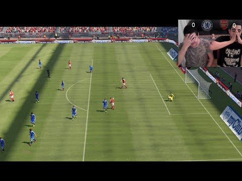 Arsenal vs Chelsea 2017 Community Shield