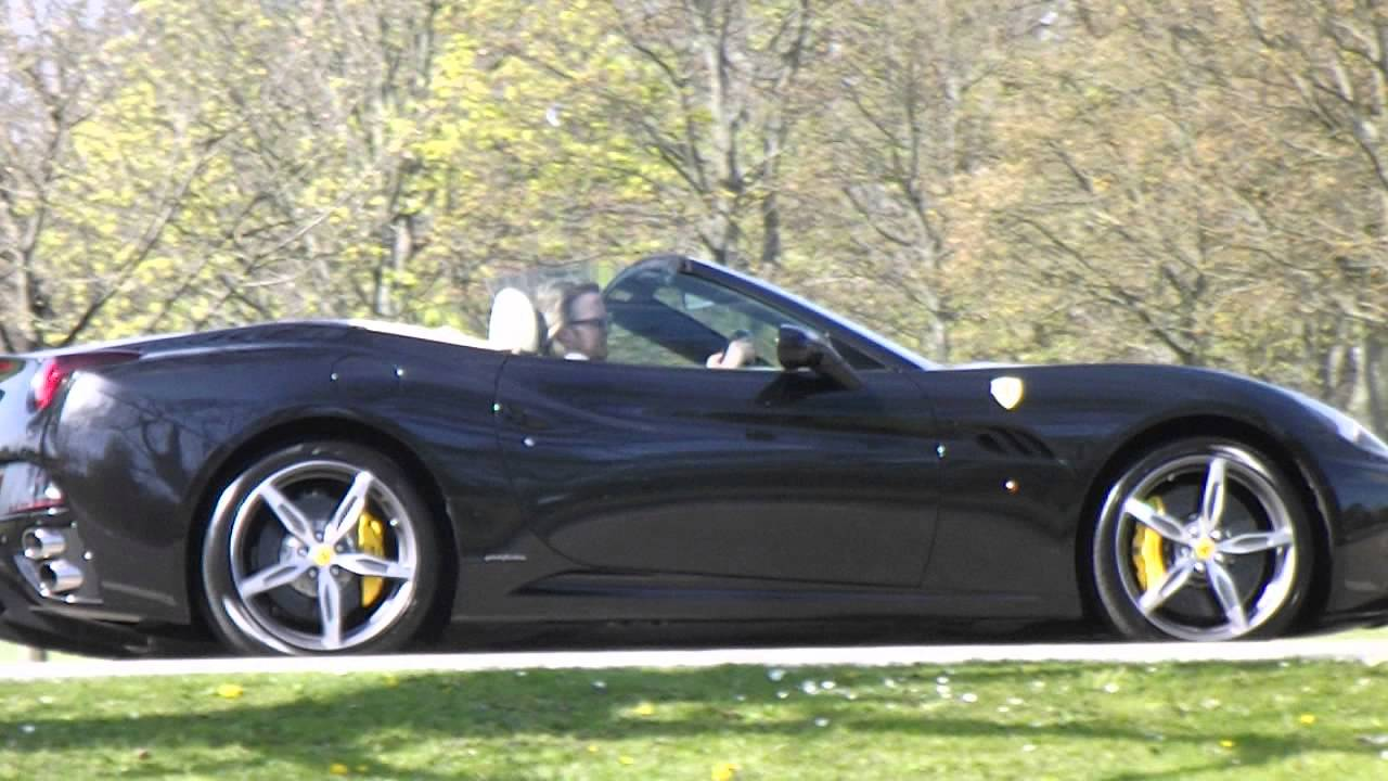 Ferrari 599 California Convertible