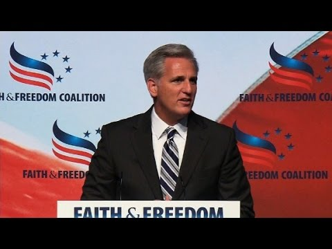 The rise of Rep. Kevin McCarthy