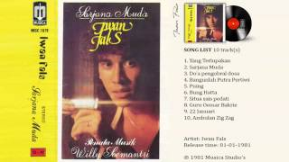Download IWAN FALS - SARJANA MUDA 1981 Full Lirik HQ