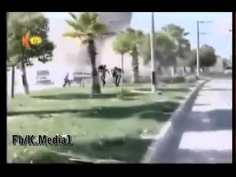 Kurdish Media ~ كاتێك پهیامنێران گیانیان دهكهوێته مهترسیهوه