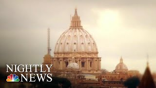 Vatican Requests U.S. Catholic Bishops Delay Vote In Sex Abuse Scandals | NBC Nightly News