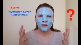 ВІДГУК на маску Dr.Jart HYDRATION LOVER RUBBER MASK!