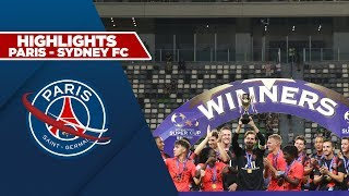 HIGHLIGHTS : PARIS SAINT-GERMAIN  - SYDNEY FC