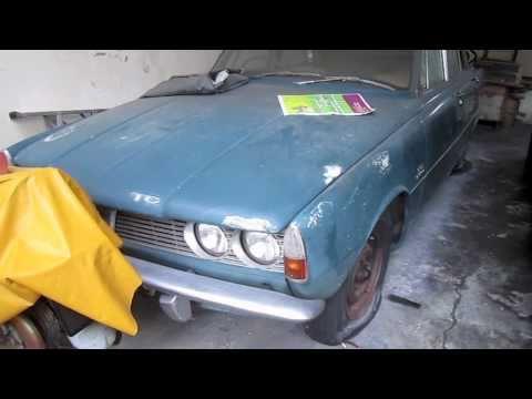 OLD JUNK : 1970 Rover TC 2000 Short Tour