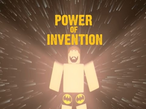 Power of invention (Roblox Animation) [BLOXY 2015] - YouTube
