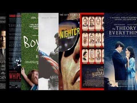 Loquendo - Analisis a Peliculas 1x7: Whiplash, Boyhood, Nightcrawler, Foxcatcher, etc...