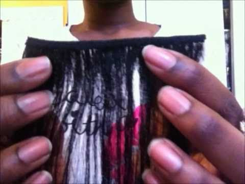 How to make a closure for your weave short tutorial youtube how to make a closure for your weave short tutorial pmusecretfo Images