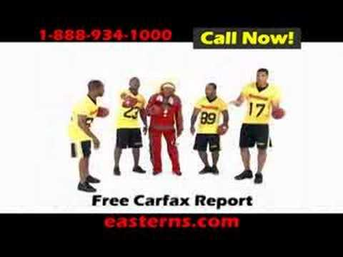 Eastern Motors Redskins Stars Dance To The Jingle Youtube