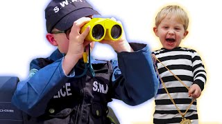 ULTIMATE Police Videos for Kids | Power Wheels Toys