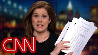 Erin Burnett: Mueller's filing brings us closer to Trump admin.