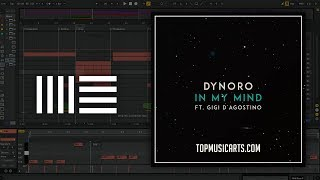 Dynoro & Gigi D'Agostino – In My Mind Ableton Remake (Full Project) Video