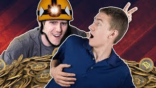 LINUS MESSED UP AGAIN?!?!? - Building A Mining Rig