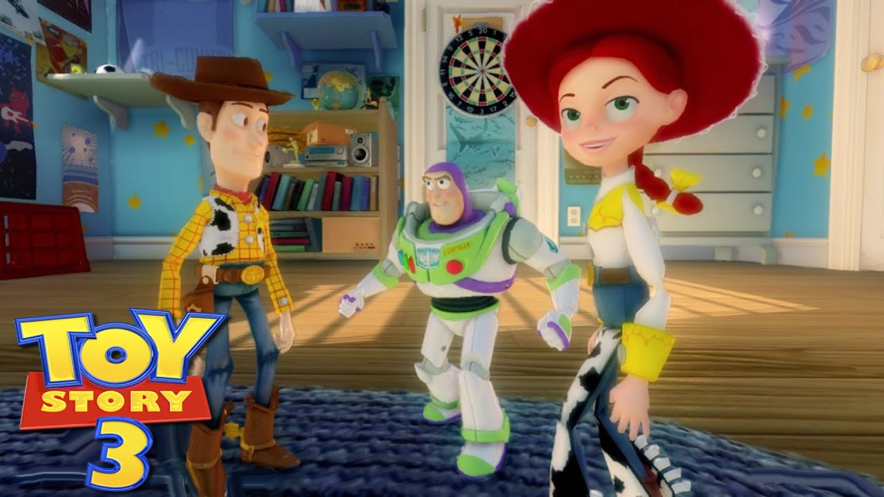 Witch Toy Story 3 Games : Toy story the video game lets play playthrough