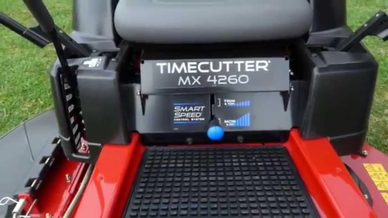 Toro TimeCutter MX Series Zero Turn Mower Review