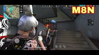 [M8N] مستقعدين مُحطم الجماجم | FREE FIRE BEST CLIP KILLS WITH M1014
