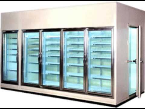 Glass Door Walk In Cooler Freezer Manufacturing Company In