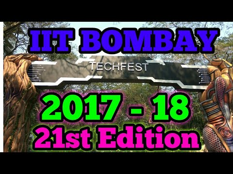 IIT BOMBAY Techfest 2017-18   21st edition   Robotics-Car-Army Instruments   Day 3