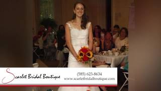 Scarlet Bridal Boutique   Weddings in Rochester