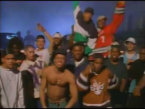 Клип Gang Starr - Suckas Need Bodyguards