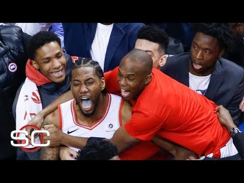 Charlie Parker - The Raptors Eliminated the Sixers with a Crazy Buzzer-Beater