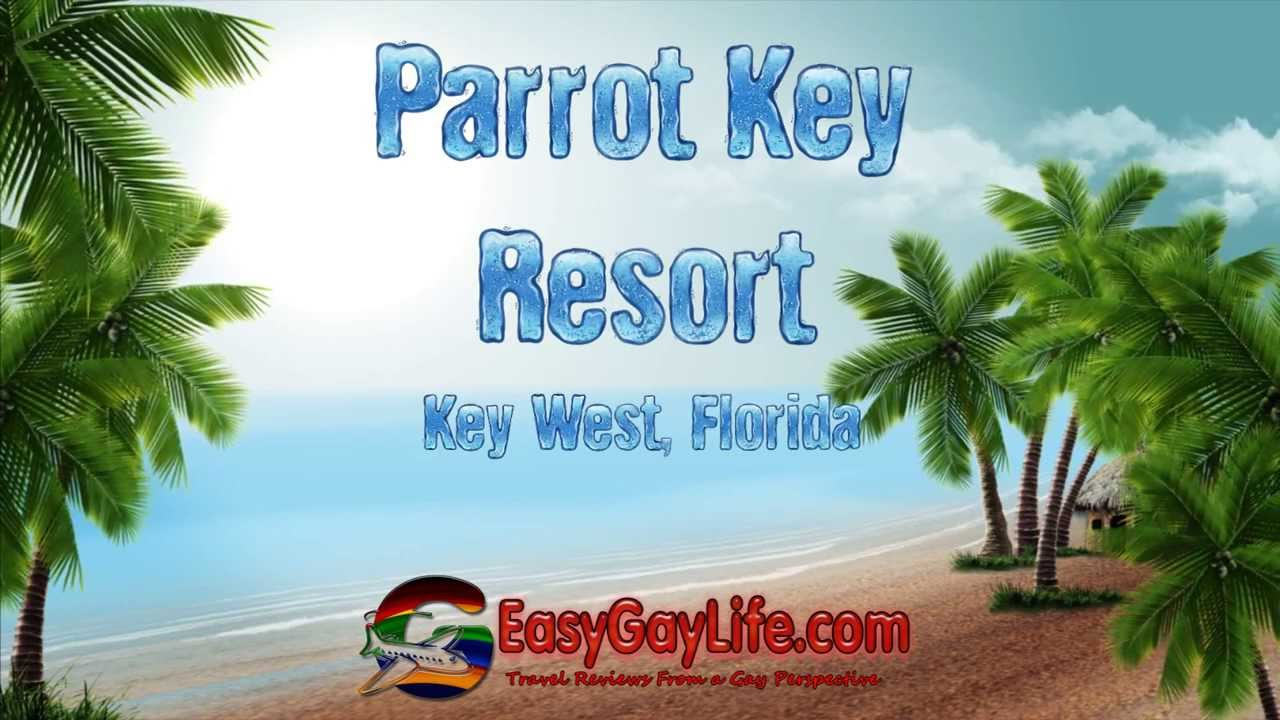 parrot key resort - key west florida - youtube