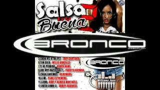 Salsa Baul De La Buena2 Ft: Dj Williams Jose Dj Carlitos Bronco