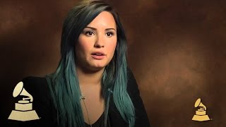 Demi Lovato @theGRAMMYs | GRAMMYs