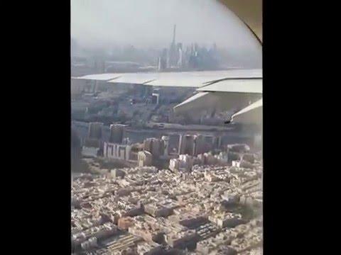 Von Dubai nach München Airbus  A380 mit Emirates