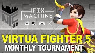 [Virtua Fighter 5 Final Showdown] VF MONTHLY 4 Tournament @ IFixMachine