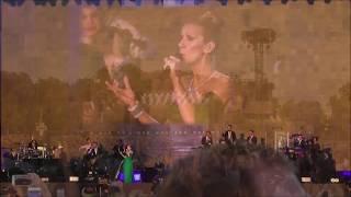 BST Hyde Park - 5th July 2019 - Céline Dion, Josh Groban u0026 Claire Richards