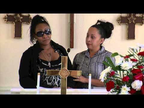 Jonny Ray Robert Funeral Service