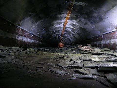Заброшенный ядерный арсенал (Мурманская область) 2015 Abandoned nuclear arsenal 2015