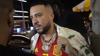 "French Montana On Possible Closing Of The Late Nipsy Hussle's Marathon Store: ""I Hope They Don't"""
