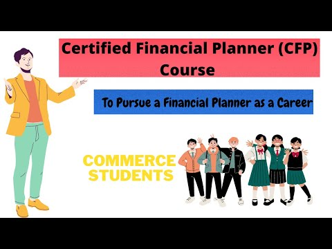 CFP Course | Tamil |Certified Financial Planner Certificate Course Details| After 12th| #Commerce