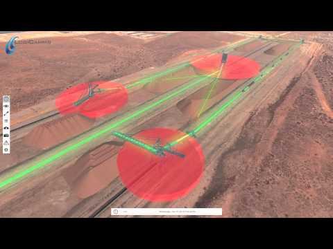 Stockyard 3D Visualisation System