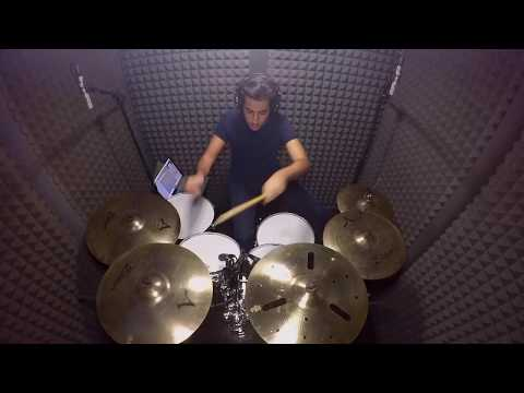 Anybody Seen My Baby (The Rolling Stones) - Drum Cover - Alessandrums97